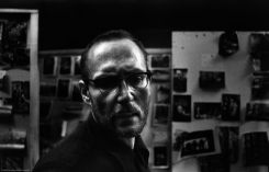 Portrait of W. Eugene Smith, © Harold Feinstein