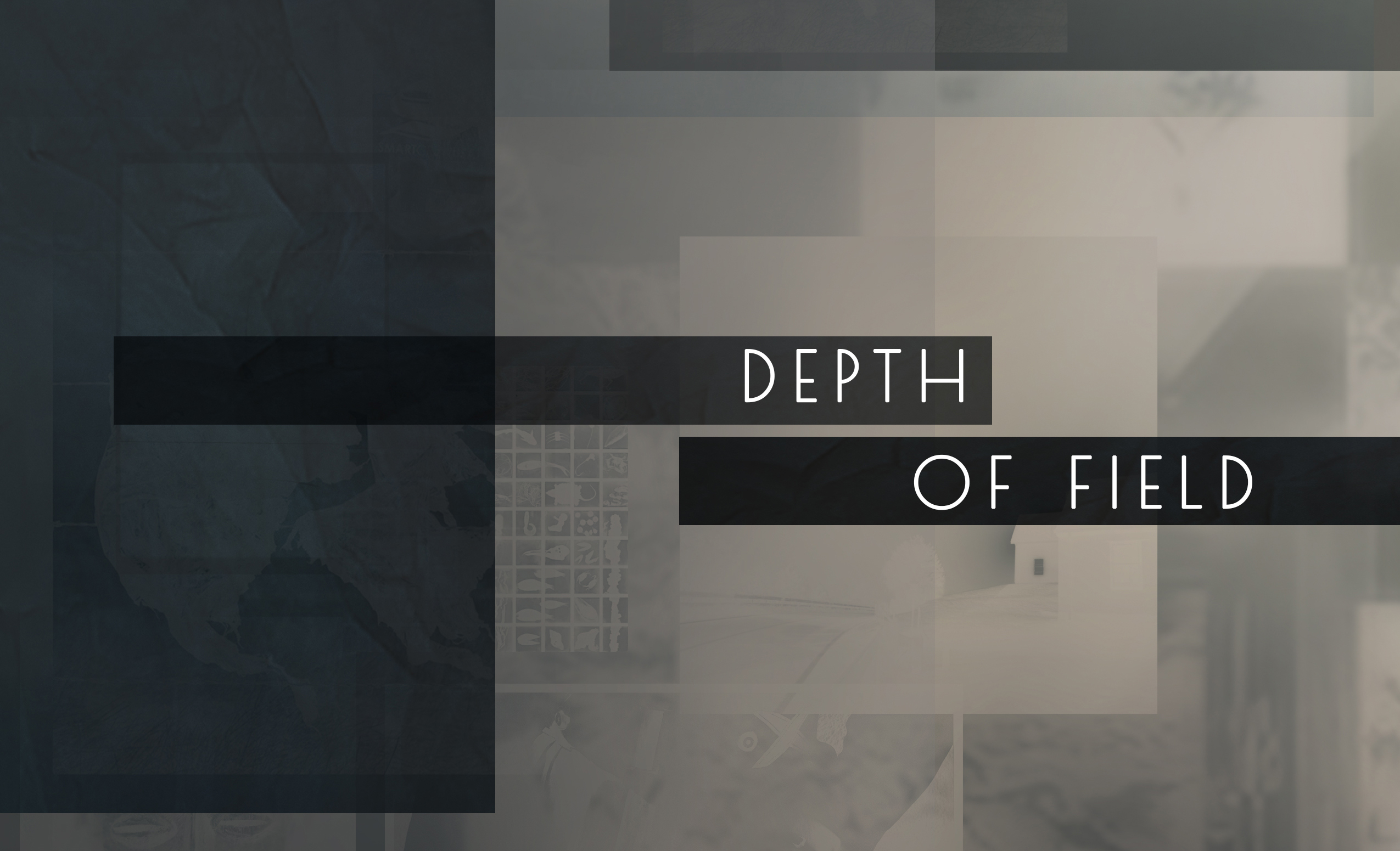 Depth of Field Catalog
