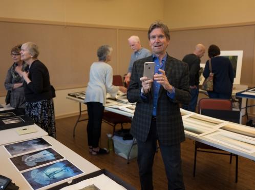 Brian Taylor at Twenty Tables © J.Rosenthal